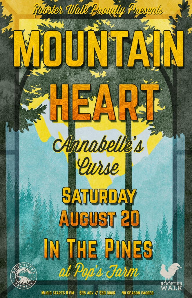 smaller Poster MountainHeart_Pines