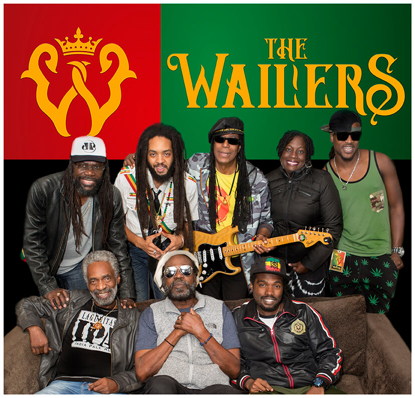 Photo of The Wailers
