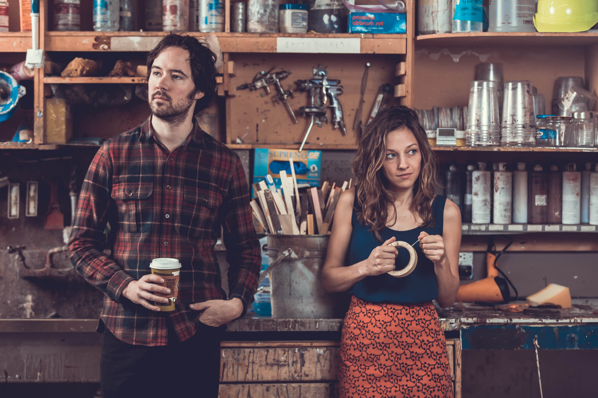 Photo of Mandolin Orange