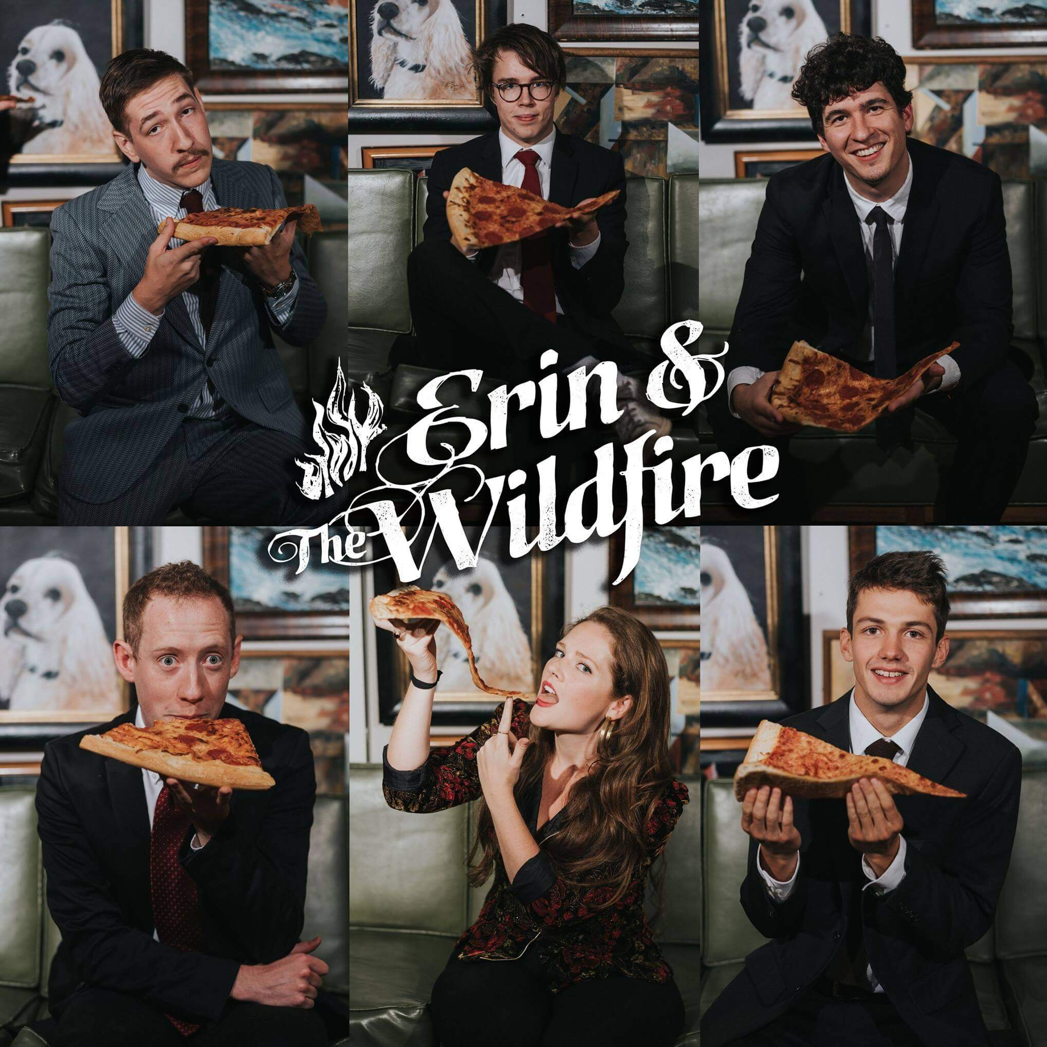 Photo of Erin & The Wildfire - Nov. 24 - Rives