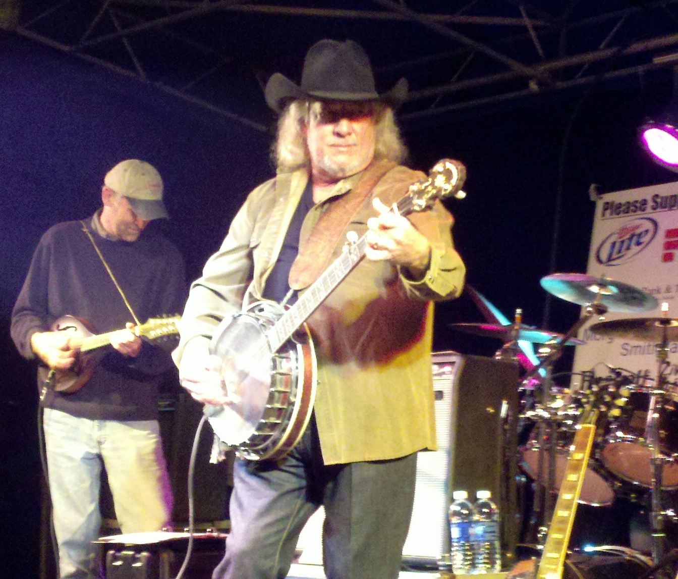 Country legend John Anderson performs on Friday, Oct. 26, at the Turn 5 Concert Series near Martinsville Speedway.