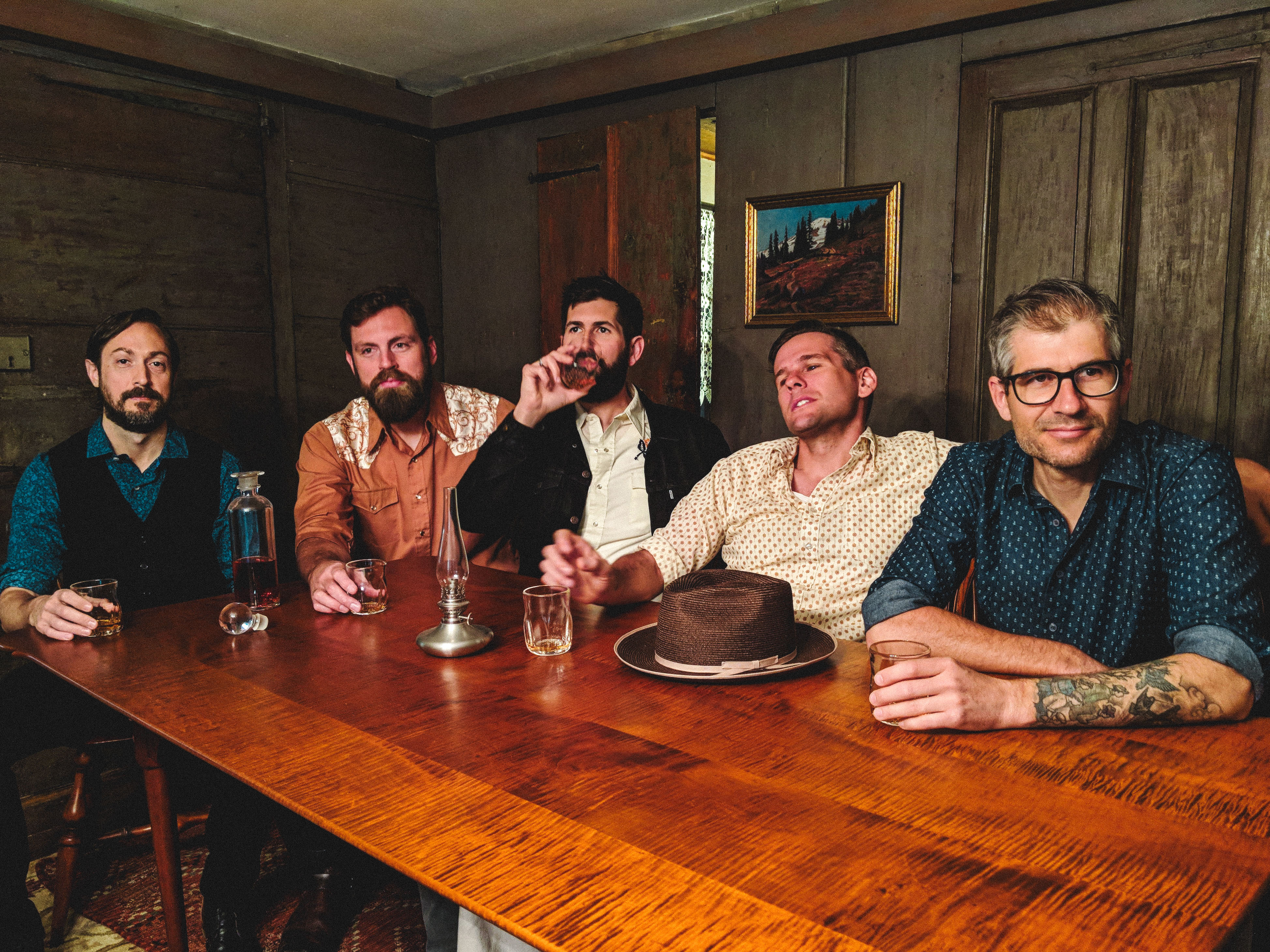 Photo of The Steel Wheels
