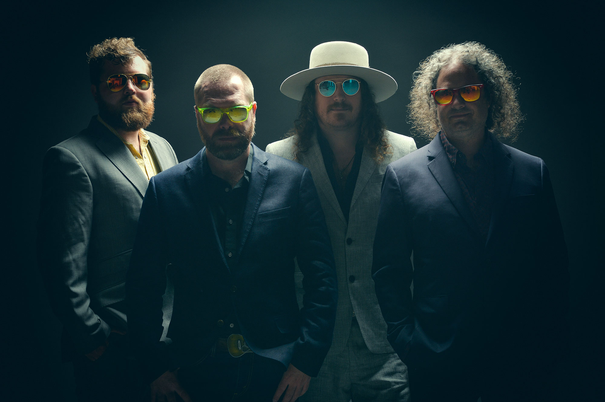Photo of Songs From The Road Band: A New Grass Revival Tribute feat. guest John Cowan