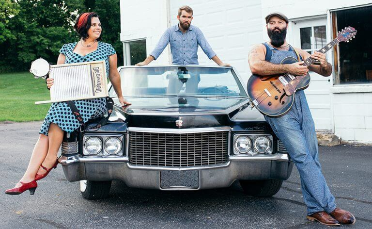Photo of Rev. Peyton's Big Damn Band
