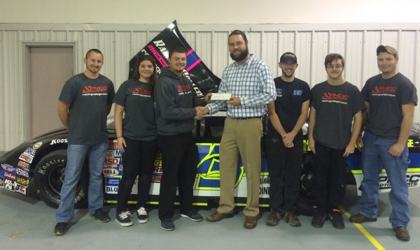 Rooster PHCC Motorsports donation
